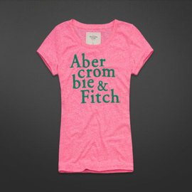 ~小凸媽媽~Abercrombie   Fitch ~  在美S號~MONICA TEE