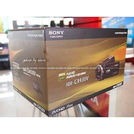 ~興如~Sony HDR~CX430V CX430~V DV攝影機FULL HD 3光學