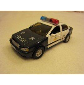 ~KENTIM 玩具城~ EAPAO警車^(管區巡邏車警備車^)擬真烤漆合金迴力車^(易保