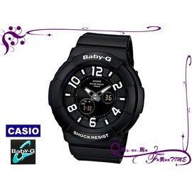 腕美錶情  CASIO Baby~G 簡潔霓彩青春洋溢雙顯潮流腕錶  黑  BGA~132