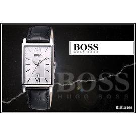 ☆【時間道】?BOSS? 完美簡約復刻腕錶 - 黑  H1512469  免