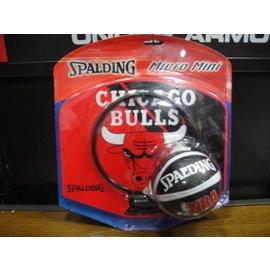 三葉草之家 斯伯丁 SPALDING NBA  小藍球 小籃板 小籃框 公牛 湖人 熱火