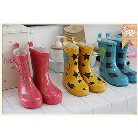 § 安琪寶貝 §   日單 Smally 兒童雨鞋 男女童雨靴 舒適 防滑  特價450元 現貨15-24 親子鞋
