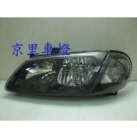 京里車燈專網 日產 NISSAN SENTRA 180 N16 黑框大燈 黑框角燈2200