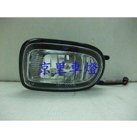 京里車燈專網 日產 NISSAN SENTRA 180 N16晶鑽霧燈一個450  DEP