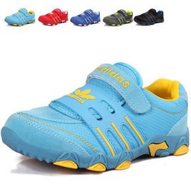 adidas阿迪達斯童鞋男童鞋女童鞋兒童跑步鞋 鞋童鞋 鞋