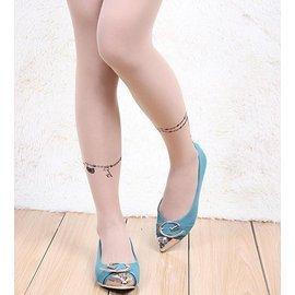 2013 尖頭女鞋平跟公主鞋平底娃娃鞋仿真皮鞋單鞋大碼