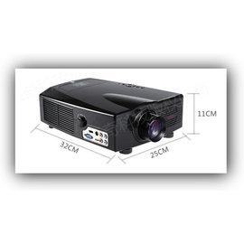 yes99buy加盟2013年最炫3d家用投影機高清1080p家用投影LED投影機帶電視t