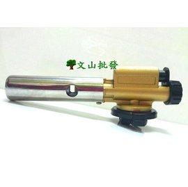 文山 _M~60電子點火噴燈頭,1500度C~露營烤肉電子點火噴槍噴槍頭銲槍瓦斯槍瓦斯噴燈
