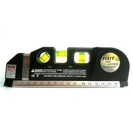 文山 _三段式 雷射 水平儀 捲尺160元~鋁尺 雷射光 十字線、橫線、直線,測量更方便~