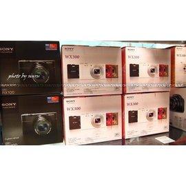 ~興如~Sony DSC~WX300 2光學變焦 WIFI Full HD錄影 來店 ^(