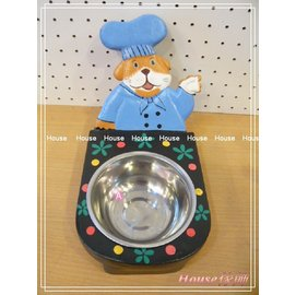 ^~︵House傢飾2館︵^~峇里島 巴里島^~木雕狗 餐碗貓碗食器餐具^~A款~~ 款