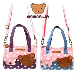 韩国进口winghouse儿童包包桶包手提包手拎包斜包