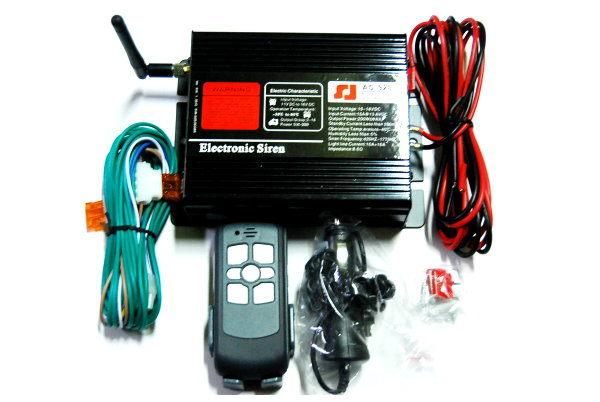 美国制警式超级大声公(无线遥控式)警报器