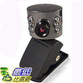 _A~ 有 馬上寄 免驅動USB130萬畫素白光夜視攝影機LED 視訊攝影機 WEBCAM