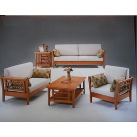^~巧匠 廣場^~13191~101  美國櫸木實木組椅^~ 滿5000元 大台北 免 ^