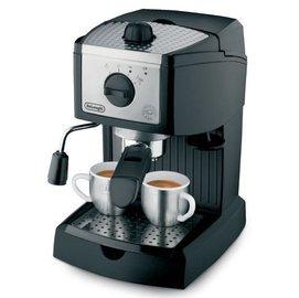 ~歐風家電館~Delonghi迪朗奇義式濃縮咖啡機^(加贈半磅咖啡豆^) ^~ EC155