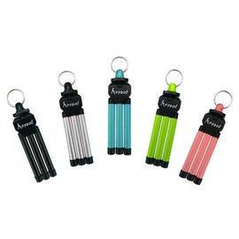 小兔 keypod 超輕量 三腳架 鑰匙圈 輕便型 腳架 隨身攜帶 銀 黑 綠 藍 粉