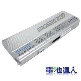 電池 Asus U6 N20長效電池 9cells 6600mAh 銀