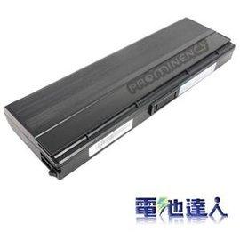 電池 Asus U6 N20長效電池 9cells 6600mAh 黑