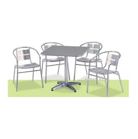 ~宏興HOME BRISK~扶手二橫鋁椅,SB新品