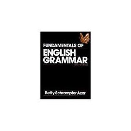 ~Fundamentals of English Grammar ~ Second Edi