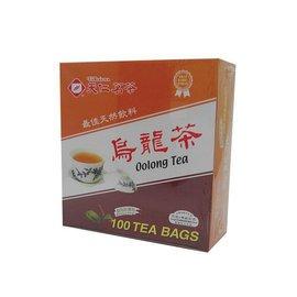 天仁烏龍茶包紙袋100入^(防潮包 ^)