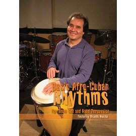 ~鼓DVD系列~Basic Afro~Cuban Rhythms for Drum Set