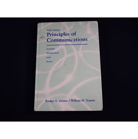 ~考試院 書~~Principles of Communication: Systems