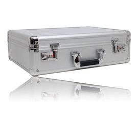 茜菲婭 大號鋁合金工具箱 密碼箱子 手提箱 證件箱 收納箱 G2097