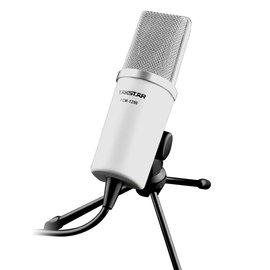 ^~視頻^~得勝PCM~1200 網絡K歌麥克風 電容電腦K歌話筒錄音設備錄音