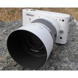 貨 Nikon J1 10~30 VR鏡組 高速連拍 HD錄影 全景攝影 白 andy3C