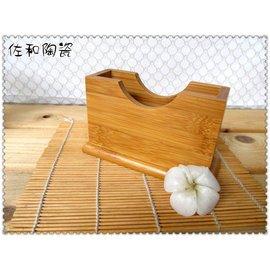 ^~佐和陶瓷餐具^~~05TEJ53-竹 方型紙巾架~紙巾架 餐巾紙架 餐廳用 營業用