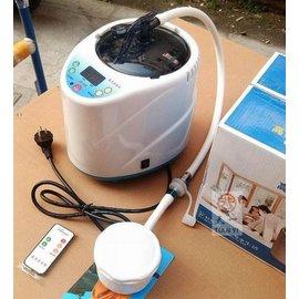 蒸氣機家用桑拿房子桑拿浴箱蒸汽床泡腳桶沐浴桶木桶用熏蒸機包郵