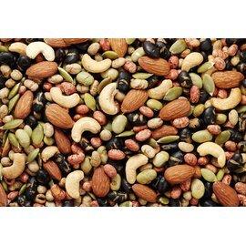 ~天然養生堅果 ~ 養生綜合堅果~~ 有腰果、杏仁果、青豆、黑豆、南瓜子仁、非基因改造黃豆