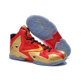 NIKE LEBRON XI  11代 篮球鞋 詹姆斯 小皇帝 男款运动限量版 篮球鞋 休闲运动鞋 型男鞋