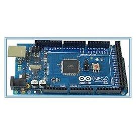 Arduino MEGA2560 R3 開發板 2012 ,ATMEGA16U2~MU