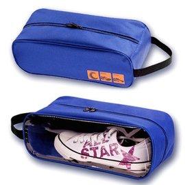 鄧迪斯韓國旅行李鞋子收納 男女 天窗可視透氣防水鞋包鞋袋