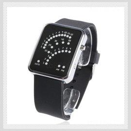 特价中国 C130724A数字日历  胶中性表mp3合金夜光电子表手表女表