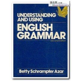 Understanding and Using English Gram Betty Sc