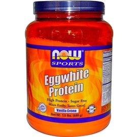 Now Foods 蛋白 ~ 無糖高蛋白質沖泡粉 ^(香草口味^):1.5 lbs ^(6