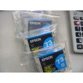 裸裝EPSON T105250 73N 愛普生 藍色墨水匣 T20 T21 TX200 C