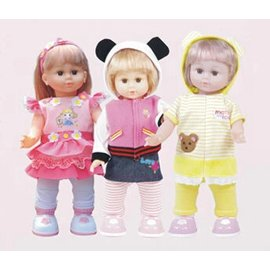 Vi 送禮必選 非充電款語音娃娃 會說話的娃娃 智能娃娃會對話跳舞 兒童玩具女孩洋娃娃