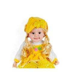 會說話的智能娃娃公仔洋娃娃芭比布娃娃兒童玩具女孩