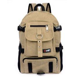 帆布包雙肩包男女學生包後背包旅行包帆布背包情侶書多用電腦包