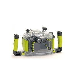 出租:DIVEROSS 相機潛水殼含廣角鏡筒^(Canon 5D2^) 水下攝影