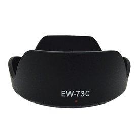 【EC 】CANON EW-73C 相容 遮光罩 LH-73C EF-S 10-18mm
