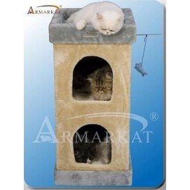 ~全國包郵~出口美國Armarkat貓爬架貓樹貓跳台貓玩具劍麻X3203