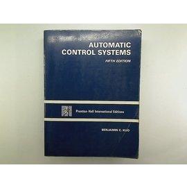 ~英文原文書_578~~AUTOMATIC CONTROL SYSTEMS FIFTH E
