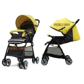 奇哥Joie Fluri單向輕量推車秒收嬰兒推車秒縮嬰兒車手推車^(欣康combichic